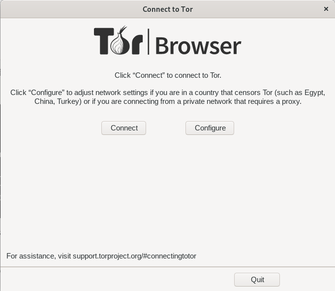 Tor Browser Installation
